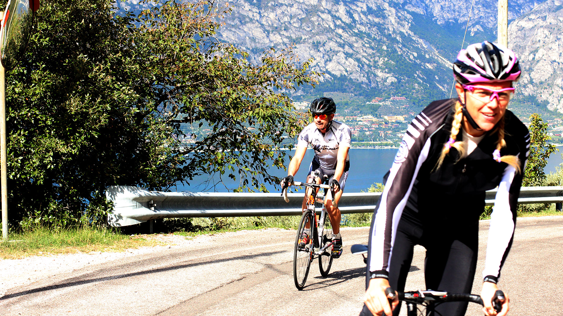 Sportive cycle holiday page header image