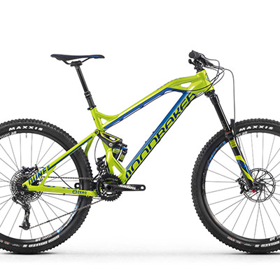 Dune R Mountain bikes for hire Italy and Tenerife
