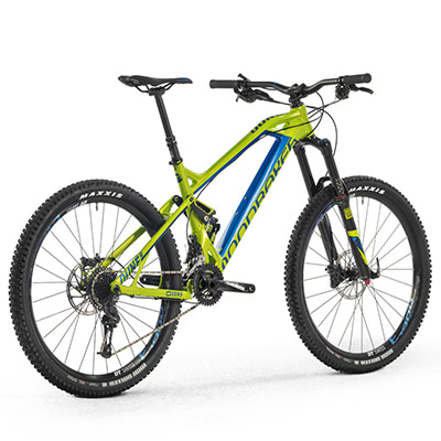 Mondraker Stealth Evo forward geometry frame for hire with Adrenalin Rehab