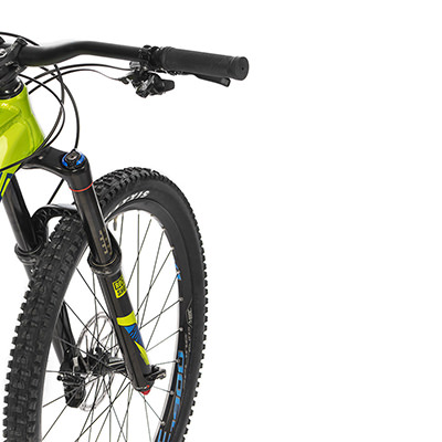Mondraker zero suspension system bike for hire with Adrenalin Rehab