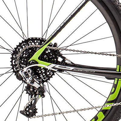 Bike hire Tenerife - F-SI Team from Cannondale with Adrenalin Rehab