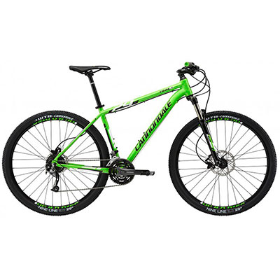 Cycle holidays in Tenerife - Rent your Cannondale Trail 4 bike with Adrenalin Rehab