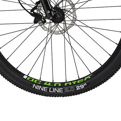 Bike hire for your cycling holiday in Tenerife - hire your Cannondale Trail 4 Mountain Bike