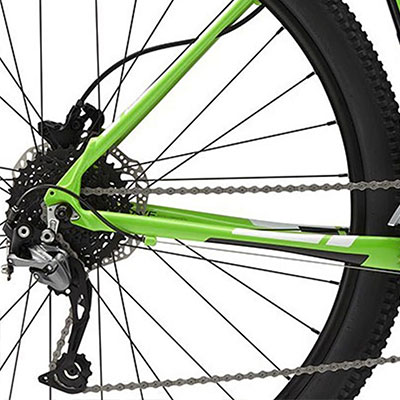 Mountain bike holiday in Tenerife with Adrenalin Rehab - hire your Cannondale Trail 4