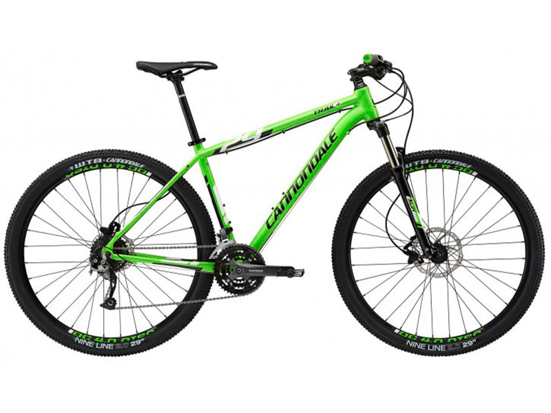 Cannondale Trail 4 bikes for hire with Adrenalin Rehab in Tenerife