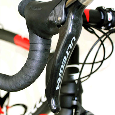Razha Carbon 24HMUD Ultegra 11v - for long distance cyclists in Tenerife with Adrenalin Rehab